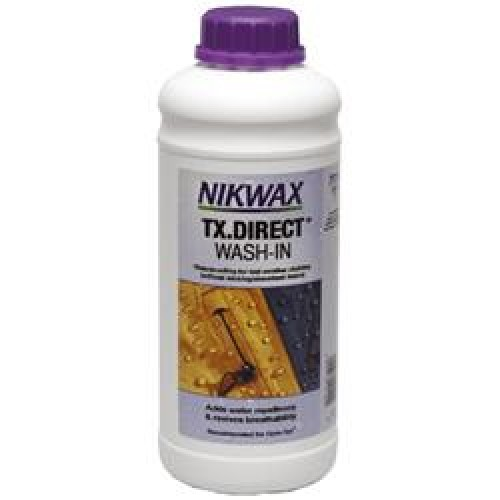 Nikwax TX vaskemiddel / impregnerings membran tekstiler 1L
