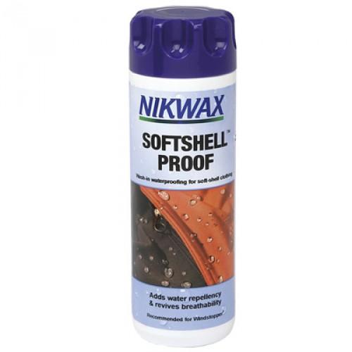 Nikwax vaskemiddel / impregnering for Softshell 300ml