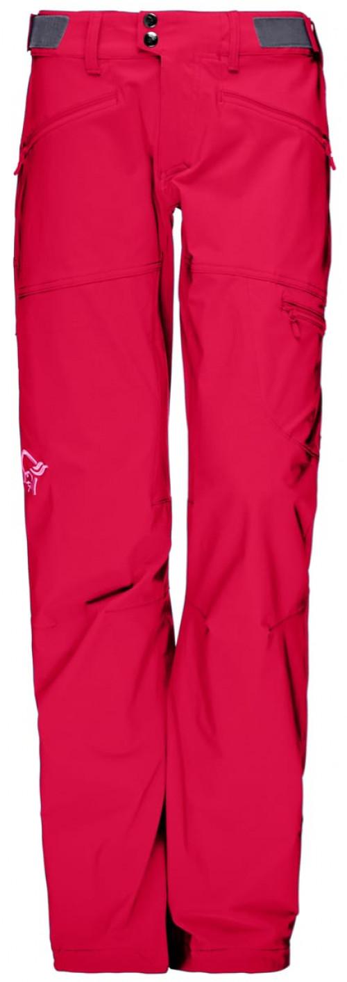 Norrøna Falketind Flex1 Pants (W) Jester Red