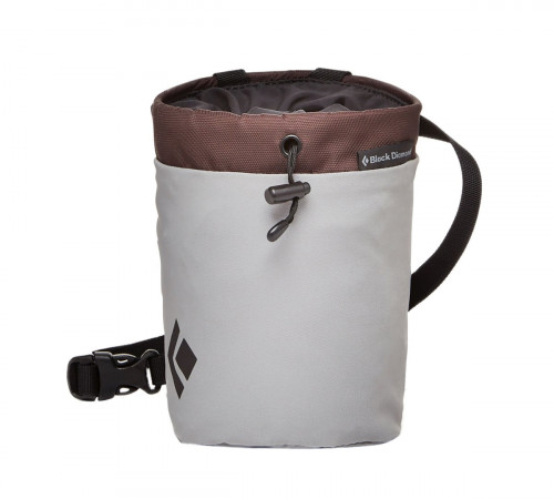 Black Diamond Gym Chalk Bag Nickel
