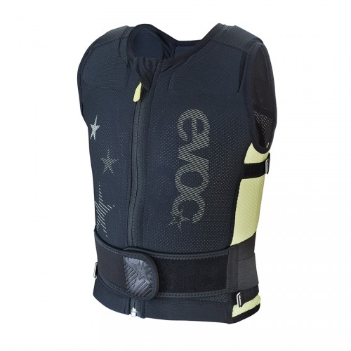 EVOC Protector Vest kids black/lime