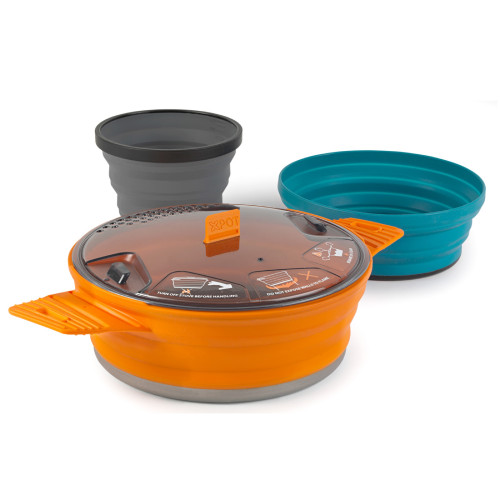 Sea to Summit X-set 21 3Pc (Pot 1.4L, Bowl,Mug)