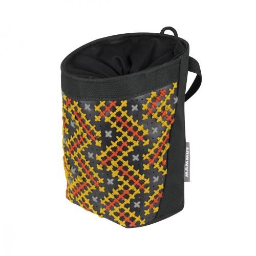 Mammut Stitch Chalk Bag Black