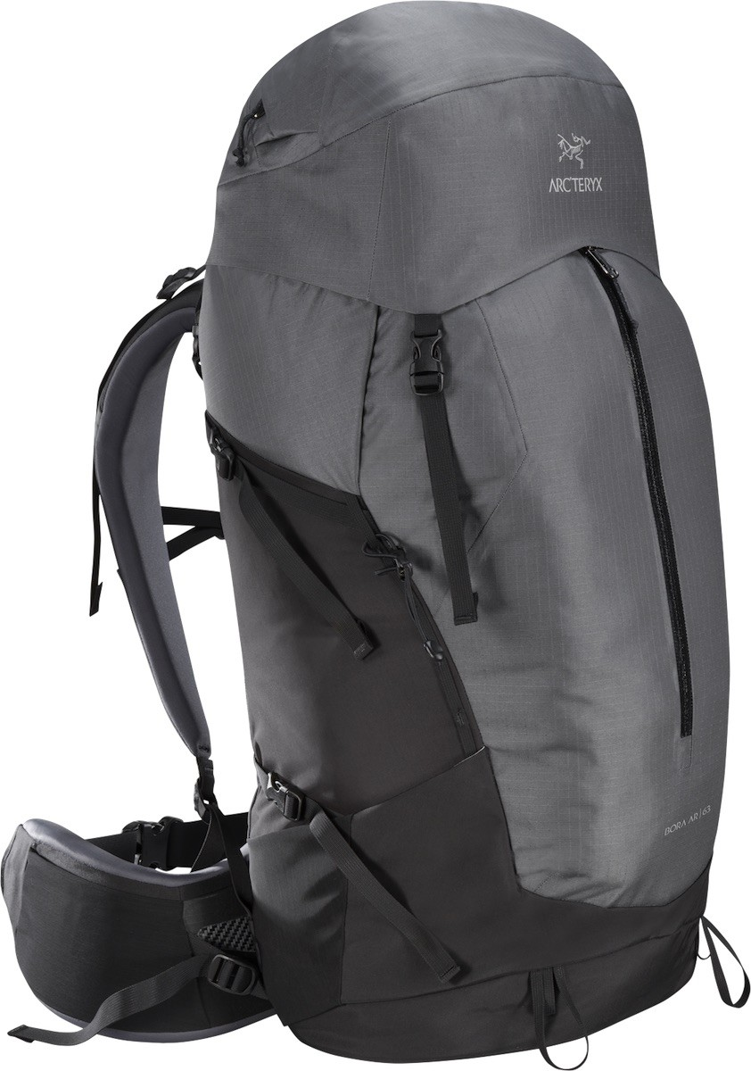 ... Arc teryx Bora AR 63 Backpack Men s Titanium ... 7a2b0a23ac11e