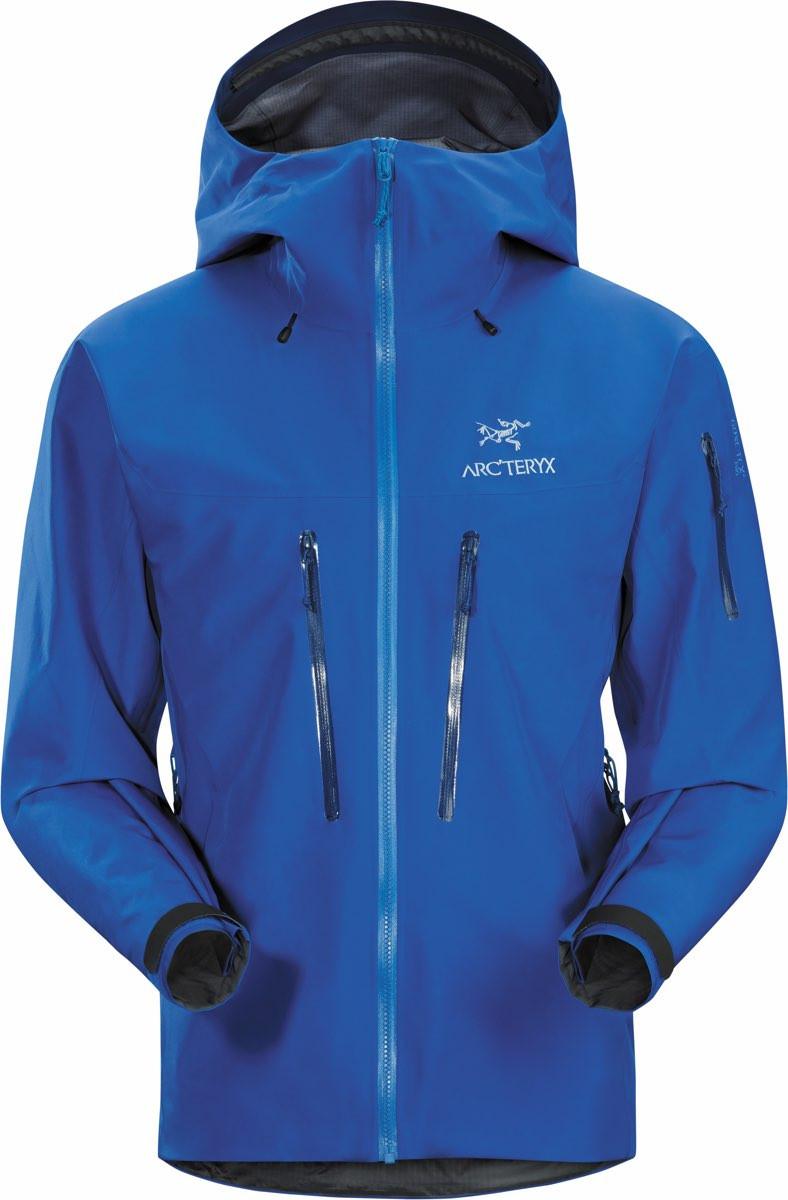 771cc4f00adf Arc'teryx Alpha SV Jacket Men's Stellar   Tindeberg.se