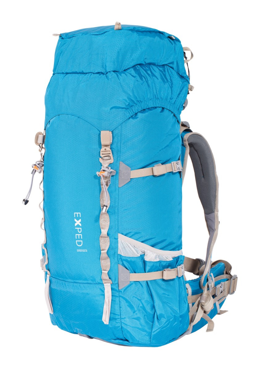 Exped Expedition 65 Deep Sea Blue Exped Expedition 65 Deep Sea Blue ... ebcbe6dfb7fcd