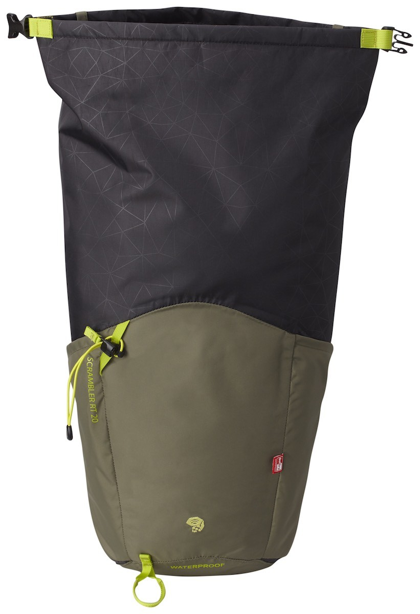 Mountain Hardwear Scrambler Rt 20 Outdry Backpack Stone Green R ... 6f19c2afa8f88