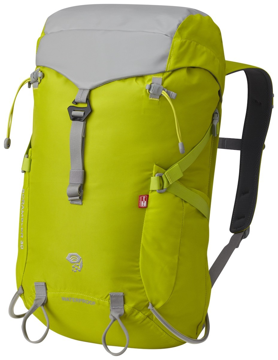 ... Mountain Hardwear Scrambler 30 Outdry Backpack Fresh Bud R ... 1740858365f5b