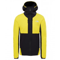 The North Face M Summit L3 Ventrix 2.0 Hoodie Canary Yellow/Tnf Black