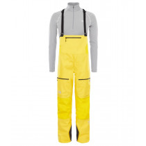The North Face M Summit L5 GTX Pro Fz Bib Canary Yellow