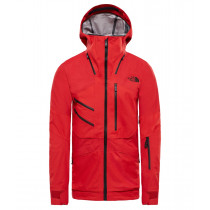 The North Face Men's Fuse Brigandine Jacket Fiery Red Fuse