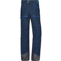 Norrøna Lofoten Gore-Tex Insulated Pants (M) Indigo Night