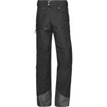 Norrøna Lofoten Gore-Tex Insulated Pants (M) Caviar