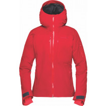 Norrøna Lofoten Gore-Tex Insulated Jacket (W) Jester Red