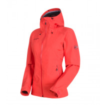 Mammut Convey Tour Hs Hooded Jacket Women's Barberry