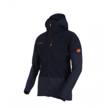 Mammut Eisfeld Light So Hoody Men's Night
