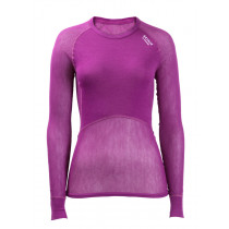 Brynje Lady Wool Thermo Light Shirt Violet