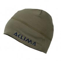 Aclima Lightwool Beanie Unisex Ranger Green