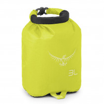 Osprey DrySack 3 Electric Lime