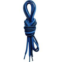 Lundhags Shoe Laces 180 Cm Black/Blue