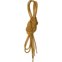 Lundhags Round Shoe Laces 160cm Yellow/Brown