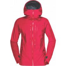 Norrøna Lofoten Gore-Tex Pro Jacket (W) Jester Red