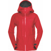 Norrøna Lofoten Gore-Tex Active Jacket (W) Jester Red