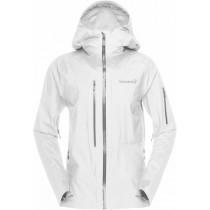 Norrøna Lofoten Gore-Tex Active Jacket (W) Snowdrop