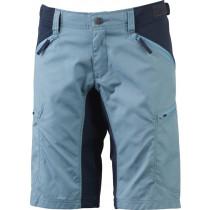 Lundhags Makke Women's Shorts Sky Blue/Deep Blue