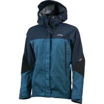 Lundhags Mylta Ws Jacket Petrol/Eclipse Blue