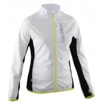 Salming Running Jacket Women White/Black