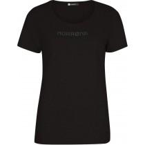 Norrøna /29 Cotton Norrøna T-Shirt (W) Caviar