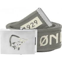 Norrøna /29 Viking Web Clip Belt Castor Grey