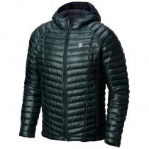 Mountain Hardwear Ghost Whisperer™ Hooded Down Jacket Blue Spruce