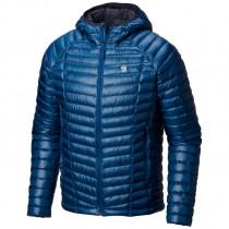 Mountain Hardwear Ghost Whisperer™ Hooded Down Jacket Nightfall Blue