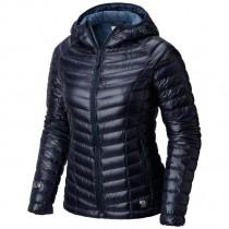 Mountain Hardwear Women's Ghost Whisperer™ Hooded Down Jacket Dark Zinc