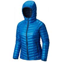 Mountain Hardwear Women's Ghost Whisperer™ Hooded Down Jacket Prism Blue