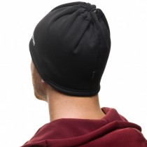 Houdini Power Hat True Black/C White