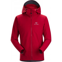 Arc'teryx Gamma LT Hoody Men's Red Beach