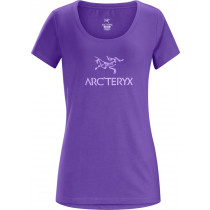 Arc'teryx Arc'Word SS T-Shirt Women's Mauveine