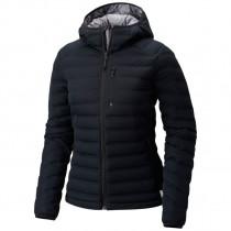 Mountain Hardwear Stretchdown Hooded Jacket Black