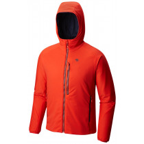 Mountain Hardwear Kor Strata™ Hoody Fiery Red