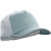 Arc'teryx Logo Trucker Hat Petrikor/Dew Drop