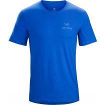 Arc'teryx Emblem SS T-Shirt Men's Adrift
