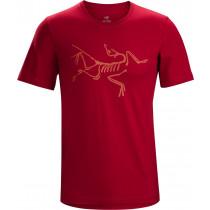 Arc'teryx Archaeopteryx SS T-Shirt Men's Red Beach