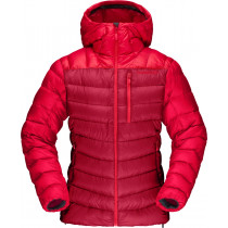 Norrøna Lyngen Down850 Hood Jacket (W) Jester Red