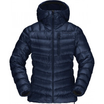 Norrøna Lyngen Down850 Hood Jacket (W) Indigo Night