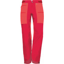 Norrøna Lyngen Windstopper Hybrid Pants (W) Jester Red