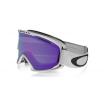 Oakley 02 XL Matte White / Violet Iridium