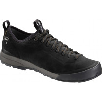 Arc'teryx Acrux SL Leather GTX Approach Shoe Men's Black/Shark